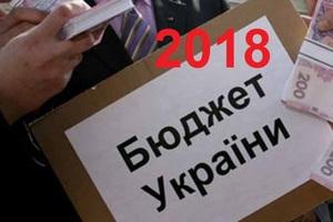 Исполнение бюджета Украины в 2018