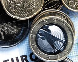 В Украине подешевел евро
