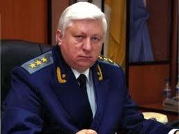 В.Пшонка представил нового прокурора Киевской области