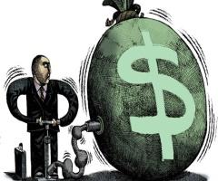 Государство поддержит Газпромбанк и Внешэкономбанк
