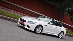 Не лишаемся силы воли с восьмицилиндровым BMW 650i