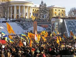 """Тимошенко признала поражение """"Оранжевой революции"""""""
