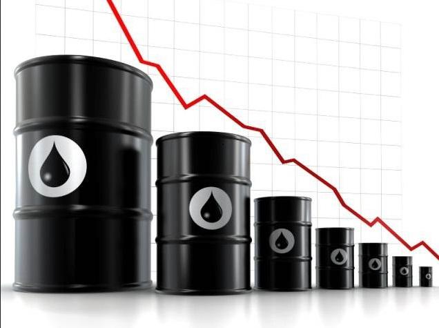 Фондовые индексы прервали трехдневный рост под давлением цен на нефть