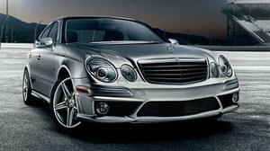 В США отзывают Mercedes-Benz W211