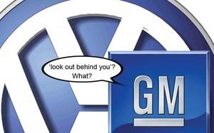 Volkswagen vs. GM: борьба за рынок Китая