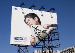 В Киеве будут сокращать рекламные конструкции