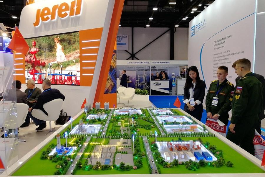 Оборудование для отрасли СПГ представила Jereh на РОС-ГАЗ-ЭКСПО