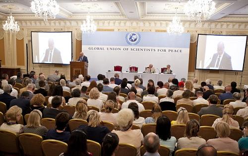 В Києві відбувся Глобальний саміт за мир