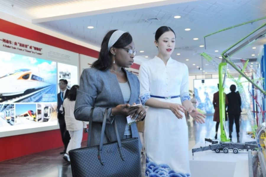 Международную презентацию инновационной Хунани провел МИД КНР