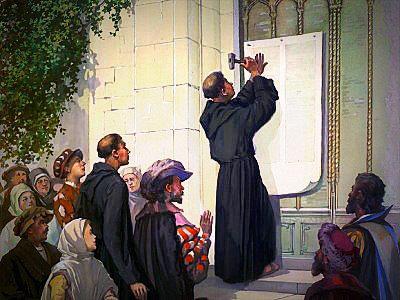 31 октября: эта дата знаменита не идиотским хэллоуином, а началом Реформации