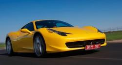Фреза. Проверяем, осталась ли Italia в Ferrari 458