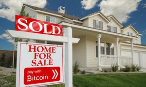 На рынке недвижимости все чаще расчеты производятся за биткойны