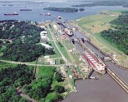 Панамский канал полностью закрыт из-за дождей