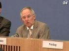 Министр финансов Германии опроверг слухи о выкупе EFSF испанских облигаций