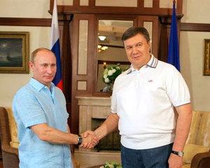 Путинский сигнал: что Януковичу делать с Россией