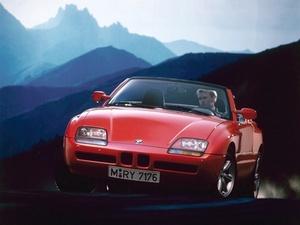 BMW Z1 отмечает 25-летие