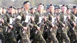 Украинскую армию сократят на 8 тыс. военнослужащих