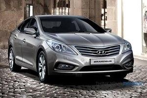 Сразу два седана Hyundai корейцы подвергли рестайлингу