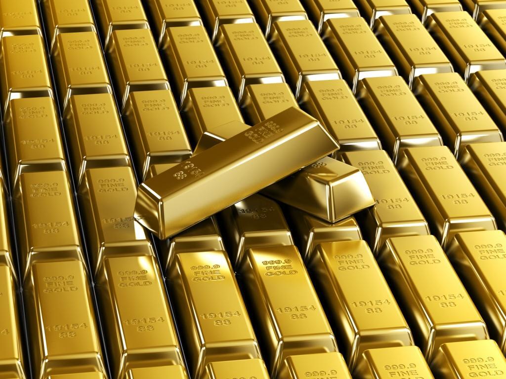 Золото снижается в цене на комментариях представителей ФРС США