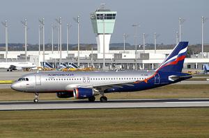 Аэрофлот  возьмется за Россию