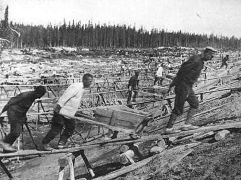 Были ли в СССР рабы