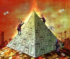 Мир продолжает влезать в долги