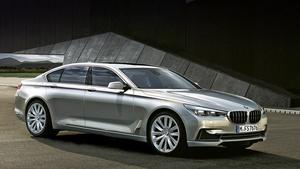 BMW выпустит М-версию новой «семёрки»