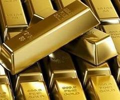 Цена золота рекордно снизилась