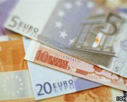 На межбанке европейская валюта подорожала на 12 копеек
