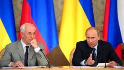 Путин отказался снижать цену на газ для Украины