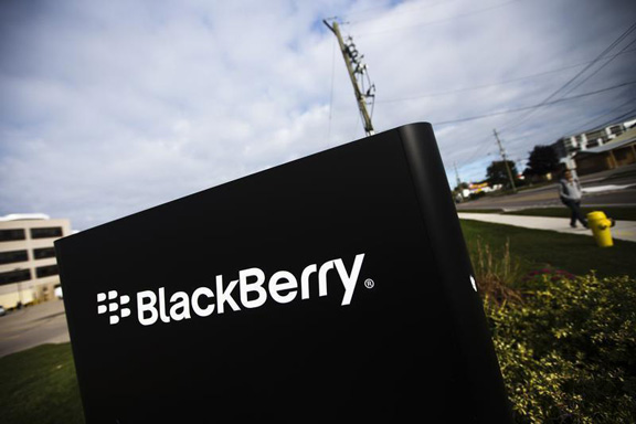Последний квартал у BlackBerry был удачным