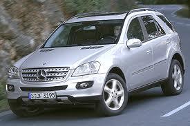 Компания Mercedes-Benz поведала о кроссоверах ML 2013 года