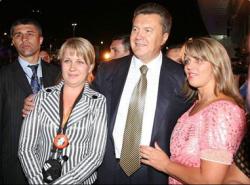 Фобии Виктора Януковича