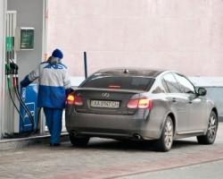 Розничные цены на светлые нефтепродукты в Киеве значительно выросли