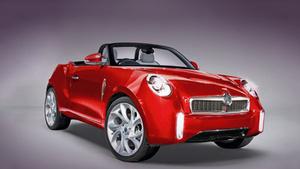 Новый кабриолет MG Roadster будет кроссовером
