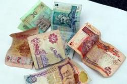 В Украине стало меньше денег