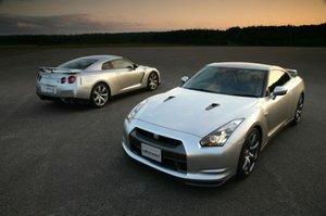 Японцы представили новый Nissan GT-R