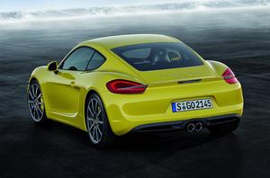 Porsche Cayman выделят четырёхцилиндровый мотор