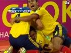 Футзал: сборная Украины уступила Колумбии