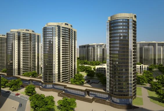 Санкт-Петербург: жилищный комплекс «Северная долина» 5 очередь