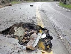 Как получить деньги за ямы на дорогах