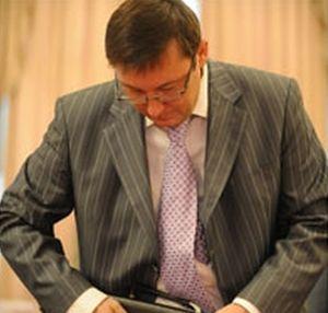 Европа проверит законность ареста Луценко