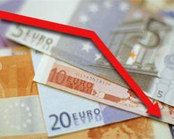 В Украине подешевела европейская валюта