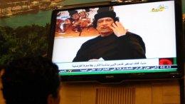 Каддафи позвал НАТО на переговоры
