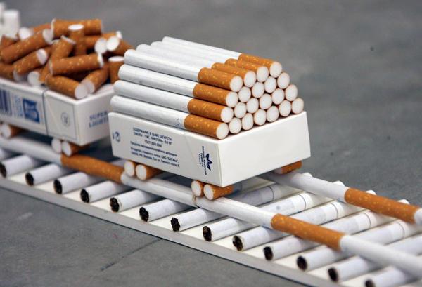 Минимальные цены на табак — обычный лоббизм