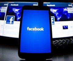 Компания Facebook выходит в лидеры