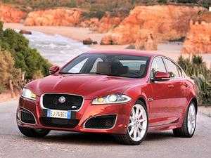 Самый мощный Jaguar XF появится в конце осени