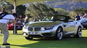 BMW обновил родстер Z4