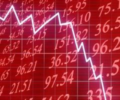Процесс падения рубля и его последствия