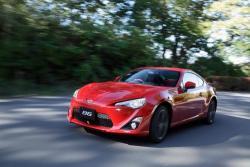 Toyota 86: скоростное детище Subaru и Toyota (ФОТО)